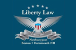 Liberty Law and Title Logo